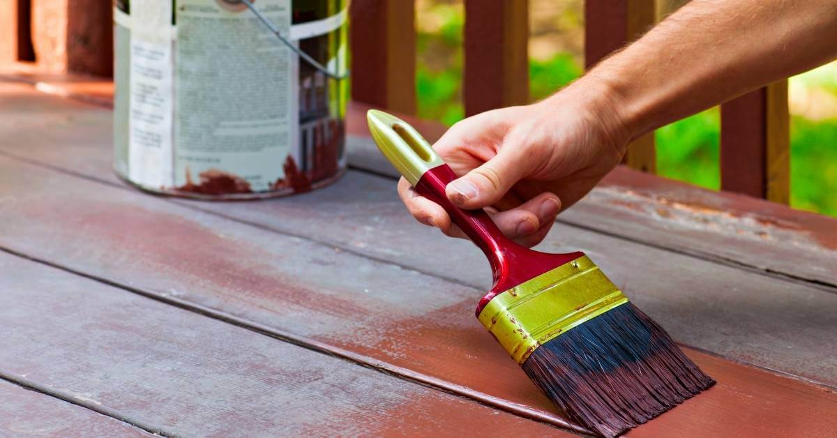 7 Steps to Stain Your Deck Without Massive Prep Work